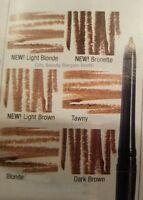 NEW AVON GLIMMERSTICK BROW DEFINER * 6 SHADES * BLONDE, DARK BROWN & SOFT BLACK