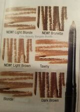 NEW AVON GLIMMERSTICK BROW DEFINER * 6 SHADES * BLONDE, DARK BROWN & SOFT BLACK