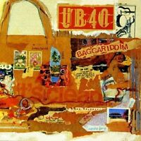 *NEW* CD Album UB40 - Baggariddim  (Mini LP Style Card Case)