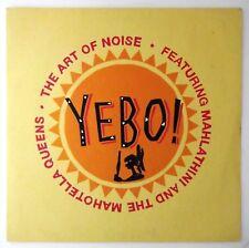 "THE ART OF NOISE - Yebo! / Dan Dare 7"" 45 single 1989 EX/NM"