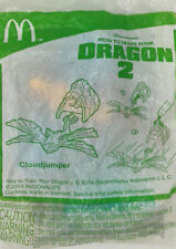 """RARE 2014 Cloudjumper 4.75"""" Action Figure McDonald's How To Train Your Dragon 2"""