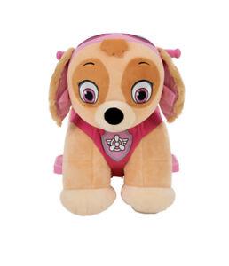 Nick Jr. Paw Patrol Skye 6V Plush Ride-On Toy Toddlers Pink Girls Indoor Outdoor