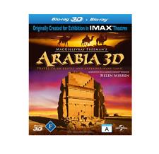 IMAX Arabia 3D Blu-ray NEW Official EU Version - Helen Mirren Gift Idea STUNNING