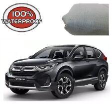 Car Cover Suits Honda CRV 4WD SUV to 4.65m Prestige 100% Waterproof Non Scratch
