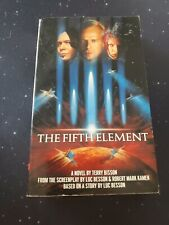 The Fifth Element: A Novel, Terry Bisson, Good Condition, Book