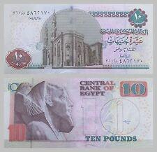 Ägypten / Egypt 10 Pounds 2014 unz.