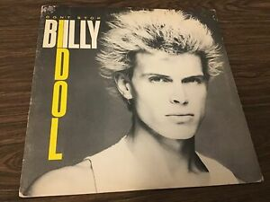Billy Idol Don't Stop EP