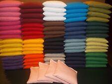 Aca Regulation Corn Hole Bags - Bean Bag - Set of 32 Bags You Choose Colors
