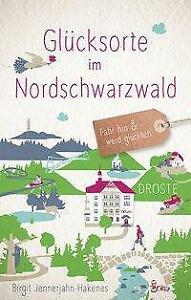Glücksorte im Nordschwarzwald   Buch   9783770022137