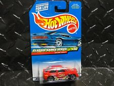 Hot Wheels #984 Red Escort Rally w/Lace Wheels