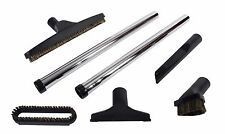 Cen-Tec Systems 91420 Deluxe Seven Piece Vacuum Accessory Kit with Metal Wands