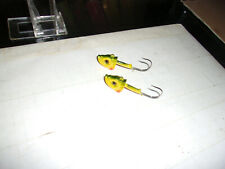 Northland Mimic Jig Heads 3/4oz, Pack of 2, 4/0 Hook BLN, Stand up/Swim jigs 02