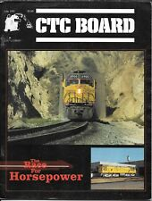 CTC Board #177 July 1991 Race For Horsepower Union Pacific DD35 Alco C-855 EMD