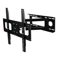 Full-Motion Articulating TV Wall Mount 32 40 42 46 47 50 55  LCD LED Swivel Tilt