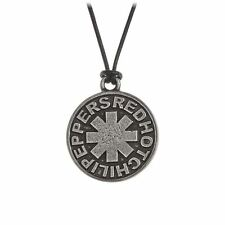 Alchemy Poker Red Hot Chilli Peppers: Asterisk circle Pewter Pendant BRAND NEW