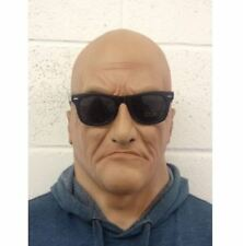 Realistic Latex Old Man Mask Male Disguise Halloween