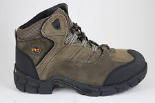 Timberland Pro Series Excave 91644 Brown Steel Toe Boots New In Box