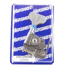 Hipshot Bass Hipshot EB4 Xtender Detuners Instant detuning Drop D-Tuner - CHROME