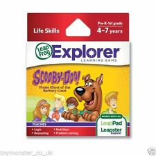 Scooby Doo LeapFrog & Leapster Educational Toys