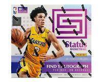 2017-18 Panini Status Basketball Hobby Box Factory Sealed | Tatum? Mitchell RC?