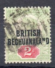 Good (G) 1 Pre-Decimal British Colony & Territory Stamps
