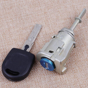 Door Lock Cylinder Key Front Left 604837167/168 fit for VW Golf Jetta Passat Em