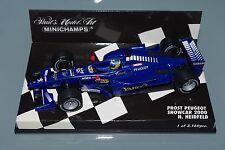 Minichamps F1 1/43 Prost Peugeot Car 2000-Nick Heidfeld