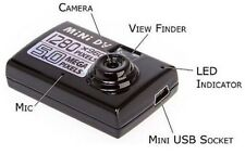 Mini DV World's smallest Digital Video recorder Camera Personal micro camera DVR