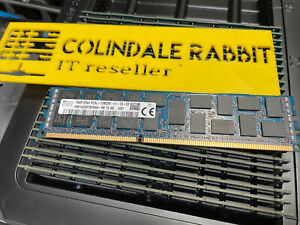 16GB   Hynix HMT42GR7BFR4A-PB   PC3L-12800R DDR3-1600MHz server memory