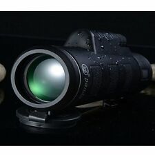 Clear 35X50 HD Zoom Night Vision Lens Armoring Monoculars Telescope USA