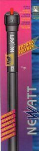 Newatt 25 / 50w New-Watt Fish Tank Aquarium Heater HeaterStat