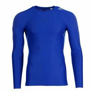 Adidas TF Chill LS Sport Trikot Shirt Jersey Fitness Größe S + NEU + Herren/Men