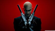 """04 Hitman Absolution - Video Game Hot Game 25""""x14"""" Poster"""