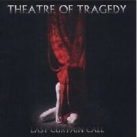 "THEATRE OF TRAGEDY ""LAST CURTAIN CALL"" 2 CD NEU"