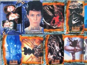 ALIEN LEGACY CARDS Your Pick Complete your Set Quantity Discounts 1998 Inkworks