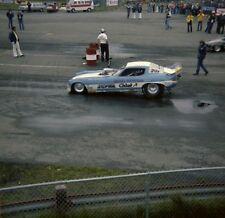 NHRA 1970's Funny Car Drag Racing Photograph Super Chief Funny Car 8 x 10