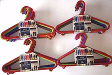40 x Tesco Kids Child Childrens Baby Plastic Clothes Hangers Coat Hanger