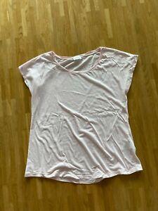 Armedangels, T-Shirt, Farbe rosé, Größe L, 100 % Baumwolle, guter Zustand