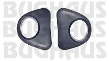 VW Beetle and Super Beetle Front Bumper Seals 74-79 - pair - FREE SHIP!!
