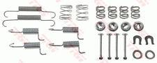 Brake Shoe Fitting Kit SFK216 TRW Genuine Top Quality Guaranteed New
