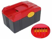 Snap on 18V 4Ah BATTERY CTB4185 CT6850 CTB4187 CTB6187 Lithium-ion Replacement