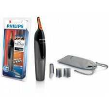 PHILIPS NT3160 Hair Trimmer Cordless Nose Ear Eyebrow Shaver Kit Washable