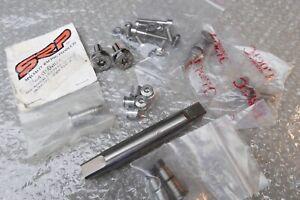 LOT Vintage Mountain Bike titanium parts bottom bracket Ritchey LOGIC Ti bolts