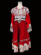 antik Orient Nomaden kuchi Tracht afghan kleid afghanistan Afghan  dress WL21/7