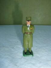 Figurine Plastique Officier Militaire STARLUX