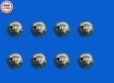 "1-1/8"" Bally Bingo Pinball (8 Mirror Finished Pinballs) - Bally Part M-168-15A"