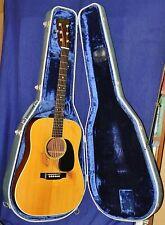 Classic 1970 MARTIN D-28 Acoustic Veteran, VGCond. OHSC!