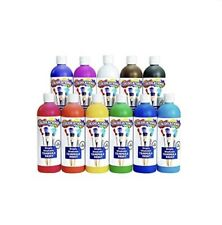Colorations Simply Washable-  Tempera Paint Set of 11 Colors Freeship