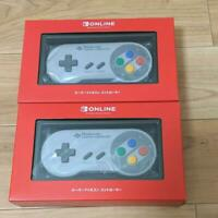 Nintendo Switch Online Official Super Famicom 2 Controller Limited Edition
