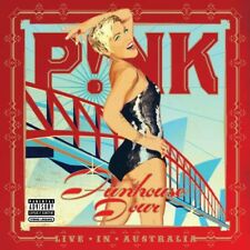 P!nk - Funhouse Tour: Live in Australia [New CD] Explicit, With DVD